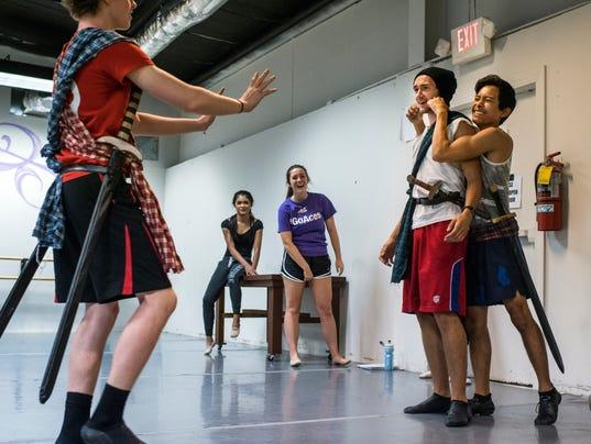 Macbeth Dance Rehearsal 01