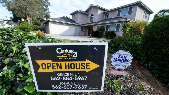 Home sales have increased solidly in recent months.