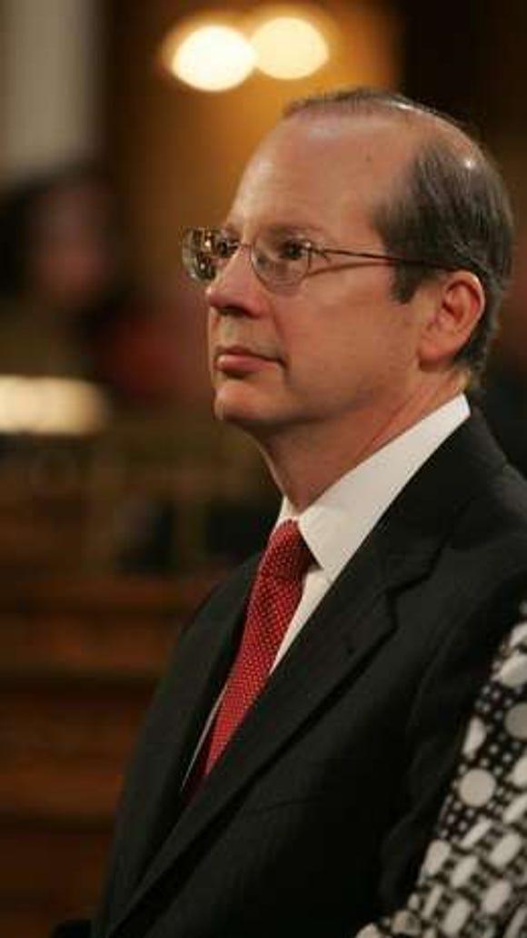 Chief Justice Stu Rabner