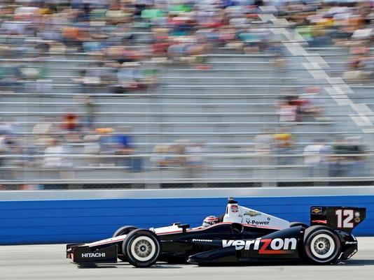 IndyCar Milwaukee  Auto Racing
