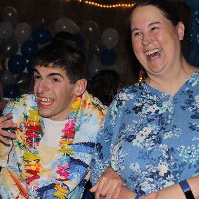 My Feet, Your Dream prom for kids with special needs at Camp Alabama