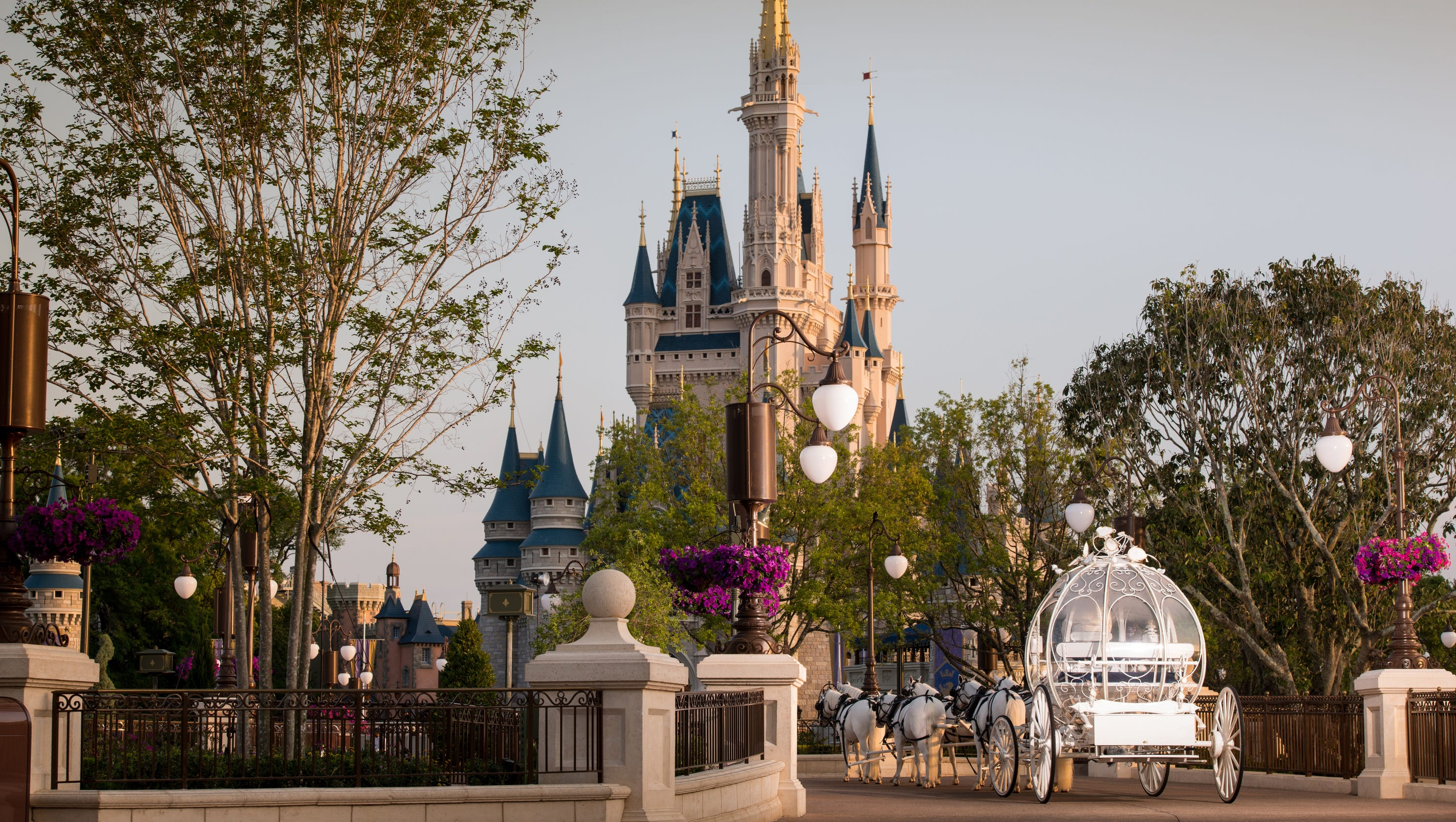 Exclusive Disney Announces Weddings Inside The Magic Kingdom