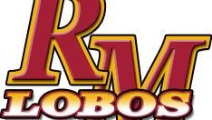 Rocky Mountain High School logo.