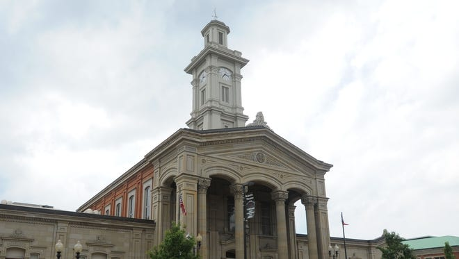 Ross County Common Pleas Court