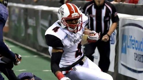 The Green Bay Blizzard acquired all-IFL wide receiver Carl Sims on Wednesday.