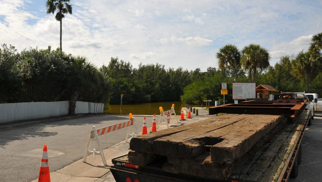 Starting Monday, the boat ramp at Ramp Road Park in Cocoa Beach will be closed for approximately a month for repairs. A company is replacing the aging ramp at the south end of the park. This does not affect the kayakers that use the park.