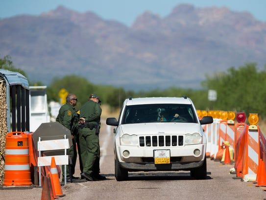PNI Border Patrol checkpoints JUMP1