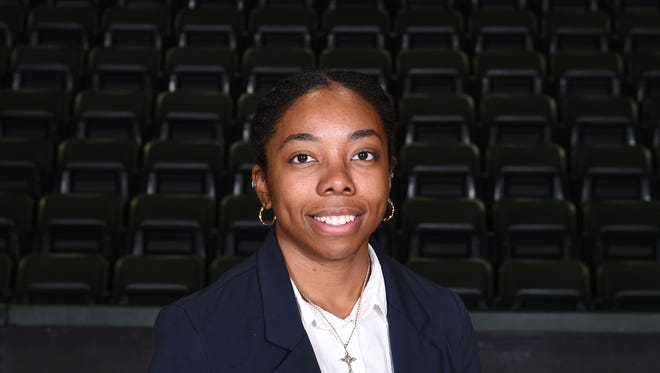 Olivia Grayson has joined the Northwestern State women's basketball coaching staff.