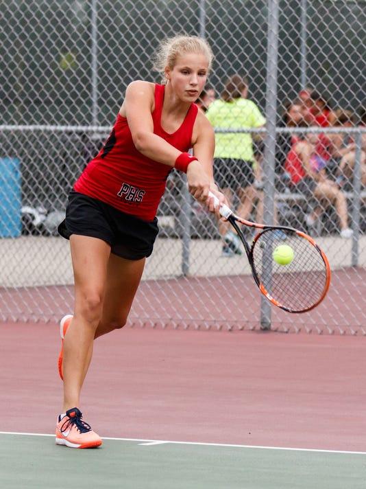 PHS Girls Tennis 4972