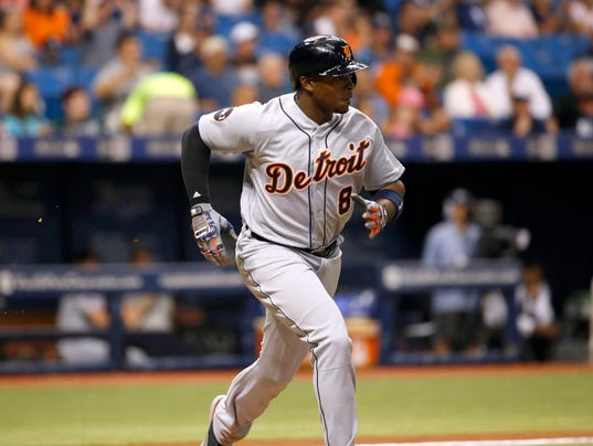 MLB: Detroit Tigers at Tampa Bay Rays