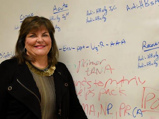 Dr. Peggy W. Murphy, associate professor LSU Health