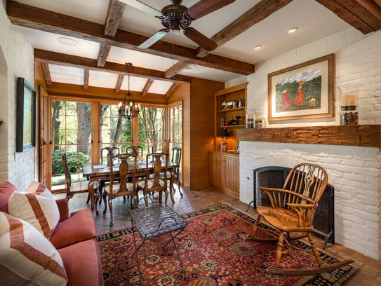 636 Lake Forbing Drive is listed at $3.4 million.
