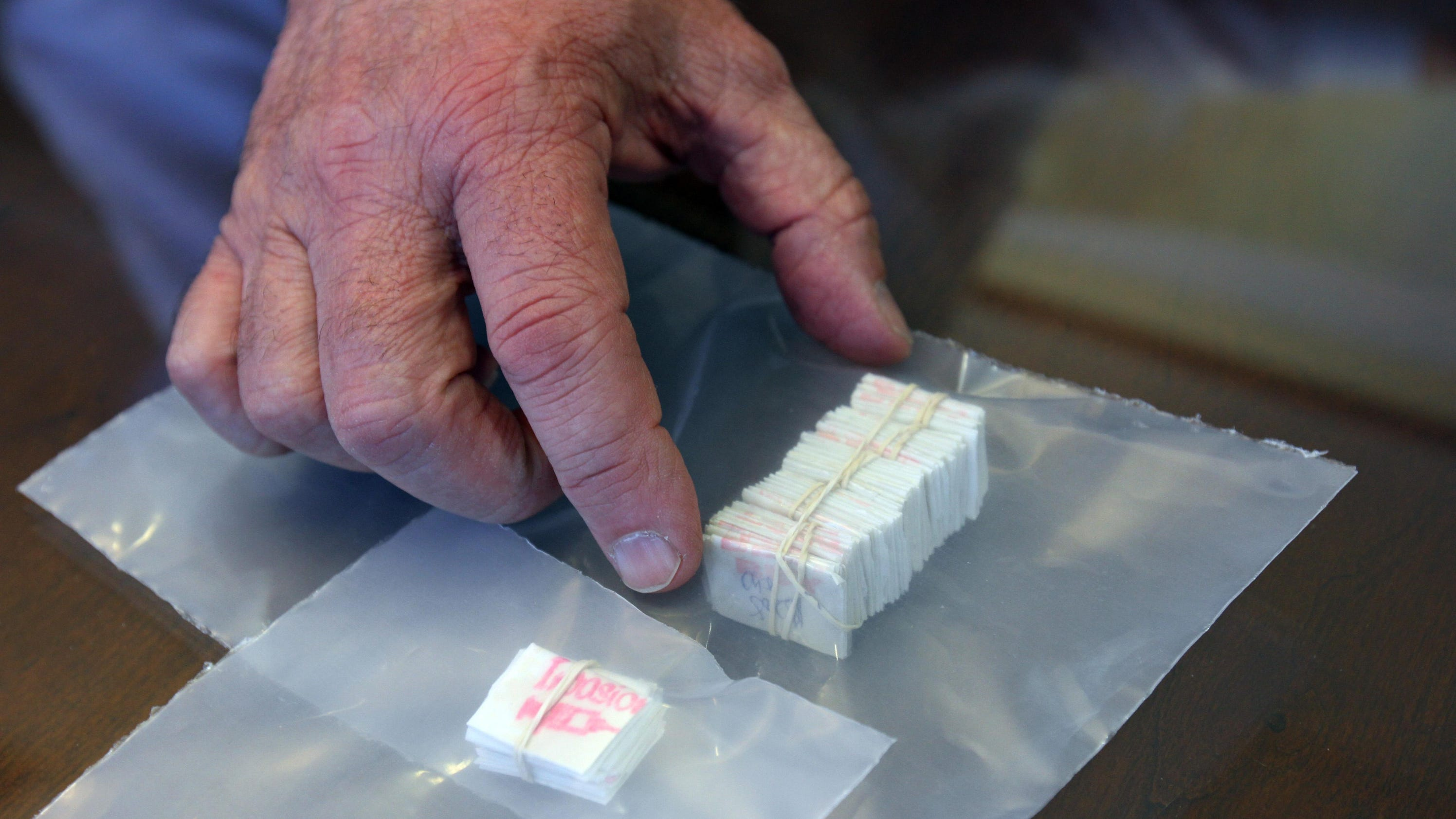 Nj Heroin Overdose Death Rate Triple National Rate