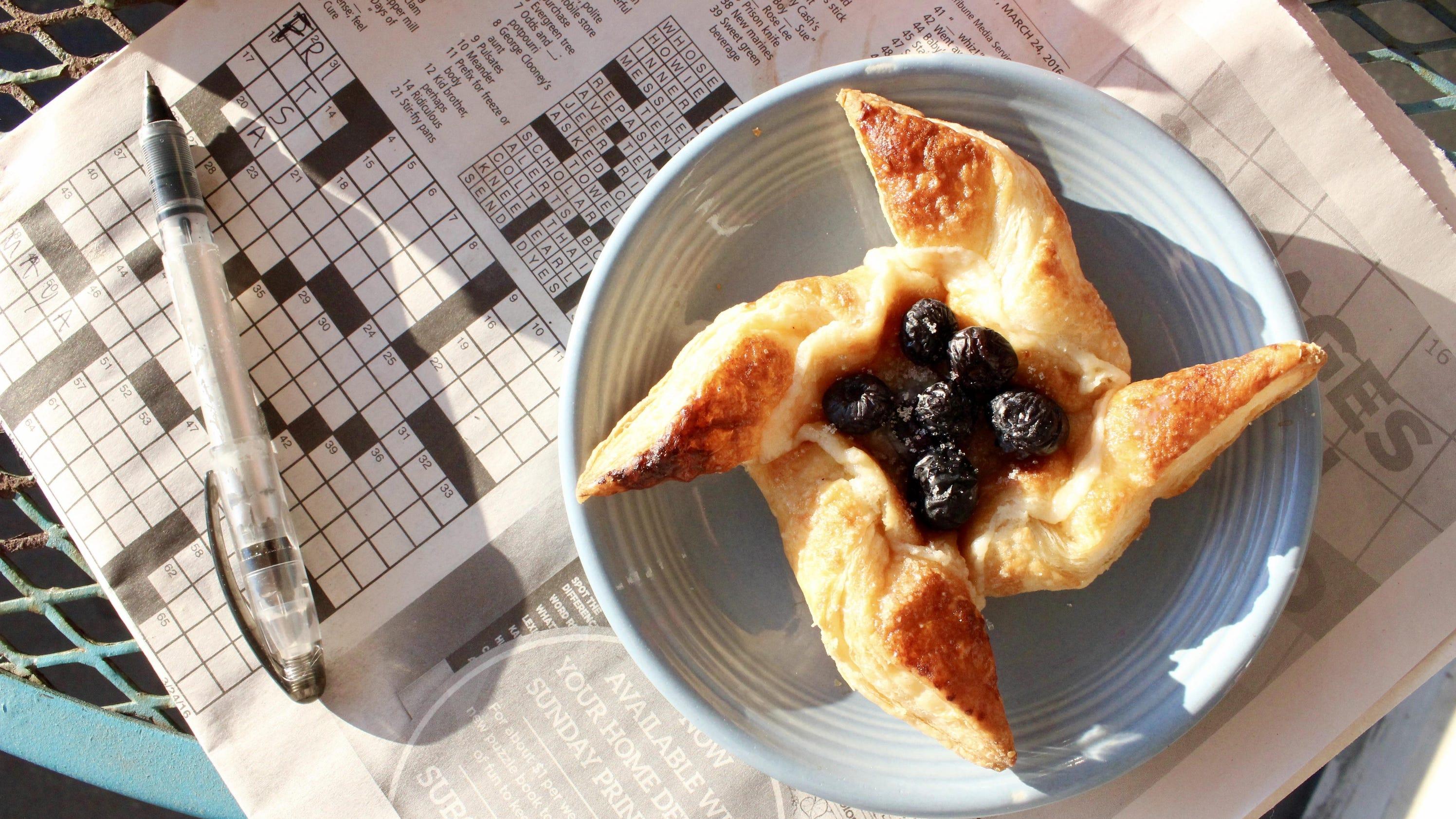 Twinkle VanWinkle: Honey and Goat Cheese Danish