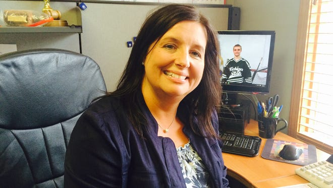 Laura Bolyard is the new executive director of the Greater Farmington Area Chamber of Commerce.