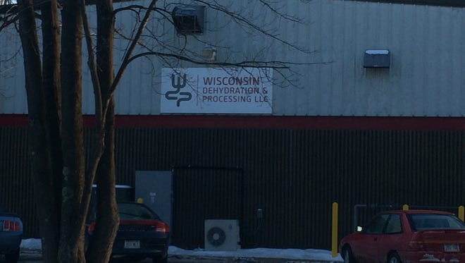 3D Idapro Solutions, formerly Wisconsin Dehydration & Processing LLC, is located at 2721 Industrial St. in the West Side Industrial Park