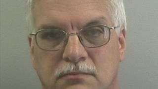 Attached is a mug shot of Mario J. Caruso, 59, of Carmel, charged 9-30-2009 by the Putnam County Sheriff's Office with 3 counts of 1st-degree sexual abuse involving 2 girls, ages 8 and 9, in 2003. Handout photo