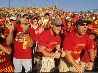 Iowa State Football Season Tickets