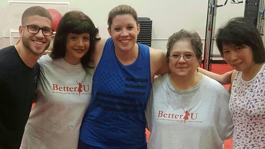 Participants in the Better U blog challenge.
