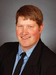 Wisconsin Farmers Union President Darin Von Ruden.