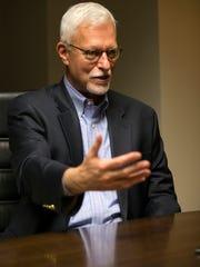 William Jensen, former Assistant Principal, IPS, Indianapolis,