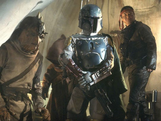 Boba Fett has become one of the most iconic 'Star Wars'