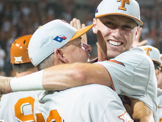 Texas second baseman Kody Clemens hit 21 home runs