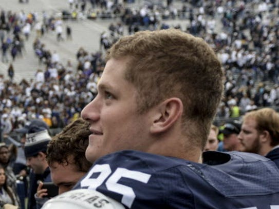 Will national sack leader Carl Nassib return from injury