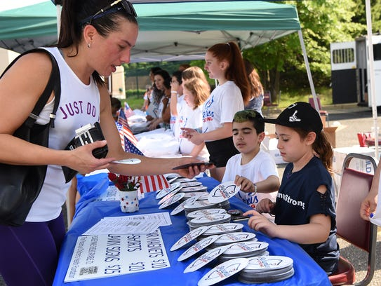 A fundraiser for the victims of the Paramus bus crash
