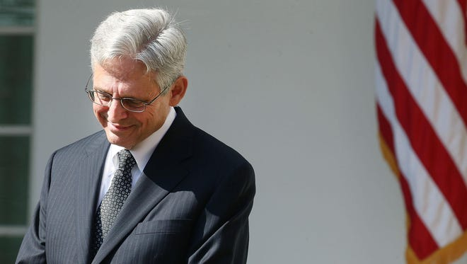 Merrick Garland, a judge on the U.S. Court of Appeals for the D.C. Circuit, was nominated by President Obama to join the Supreme Court.