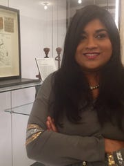Mona A. Parikh, the Tech Community Liaison at the University of Delaware's Horn Program in Entrepreneurship.