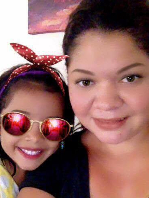 Alisson Ximena Valencia Madrid, 6, remains more than