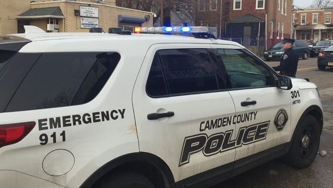Police are investigating the fatal shooting of Amir Hardison, 28, on a Camden street Sunday night.