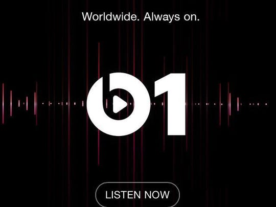 Beats 1 on Apple Music