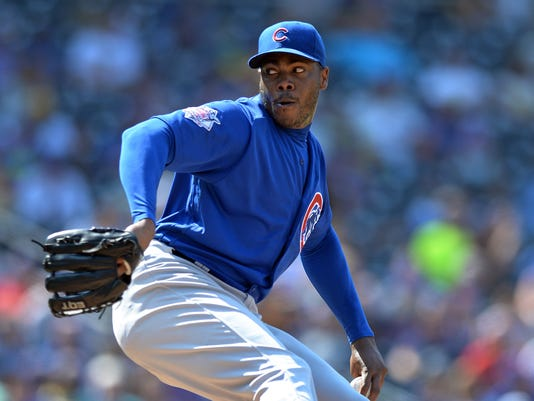 MLB: Chicago Cubs at San Diego Padres