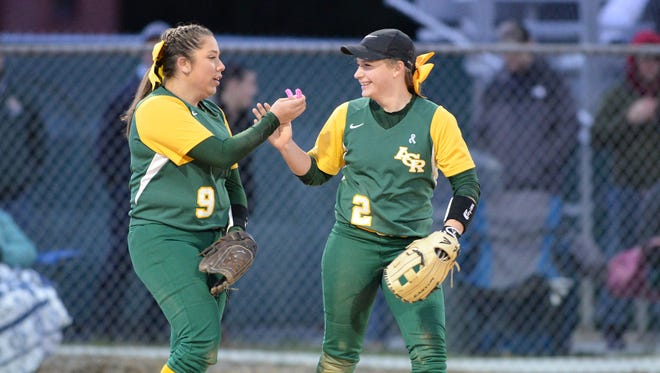 Reynolds is 3-4 overall and 2-1 in Mountain Athletic Conference softball.
