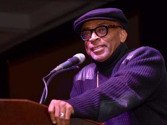 Director and producer Spike Lee delivered a thought-provoking keynote speech about the arts.