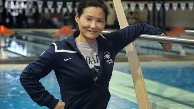 Jian Li You is one of the best diving coaches in the world.