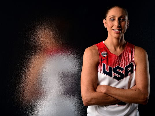 Diana Taurasi took the 2015 WNBA season off to rest and train for a ...