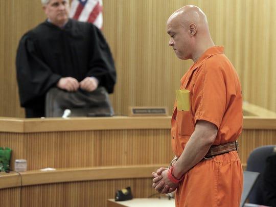 Philip Seidle leaves Superior Court Judge Joseph Oxley's