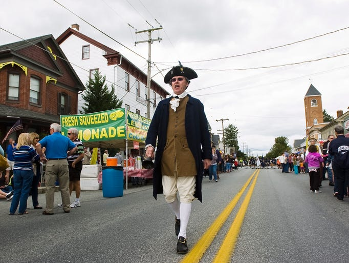 Historic Colonial Day, Sept. 10   East Berlin: The