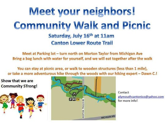 cnt community walk