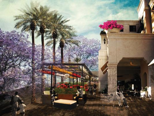 Dana Park rendering