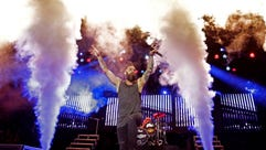 Skillet, a Christian rock act with a large secular