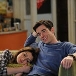 Former 'SNL' writer John Mulaney is heading to his own sitcom on Fox and taking Not Ready for Primetime Player Nasim Pedrad with him.