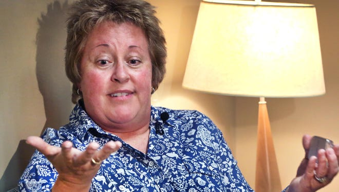 For the first time in more than 20 years, Rhonda Walls feels normal again after electrodes were implanted deep into her brain to control tremors associated with her Parkinson's disease.