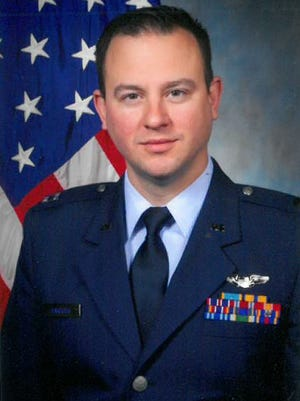 Air Force Capt. Paul J. Barbour