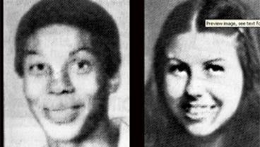 Four victims of the Nov. 17, 1978 Burger Chef murders: Ruth Shelton, Daniel Davis, Mark Flemmonds and Jane Friedt.