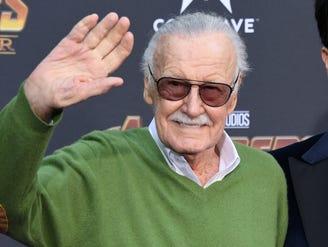 Legendary Marvel Comics creator Stan Lee dies at 95