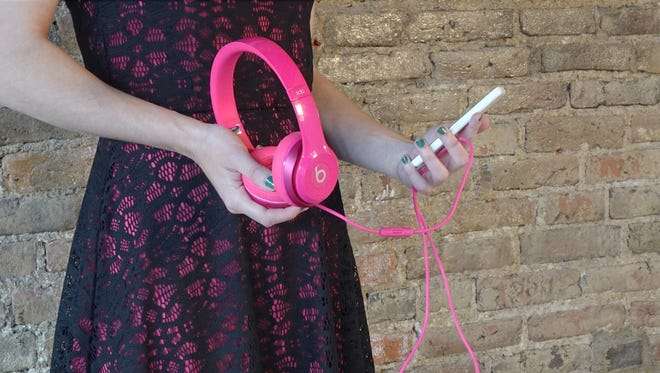 The new Beats Solo2 headphones offer great sound in a fashionable package.